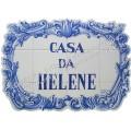 Toponimia - Casa da Helene
